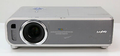 SANYO PLC-XC10 Beamer / Multiverse Projector (S63) Funktion OK