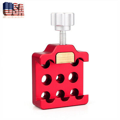 New SVBONY Medium Dovetail Clamp W/a Brass Screws for Telescopes/Cameras Red US