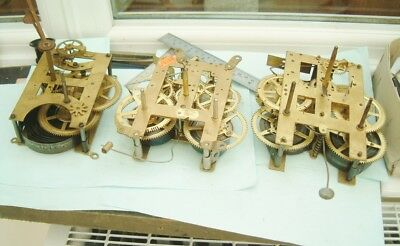 Clock makers USA clock movement & india movement ansonia new haven parts only