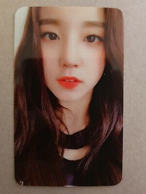 (G)-IDLE G-IDLE YUQI #1 Authentic Official PHOTOCARD 1st Album I am LATATA 우기