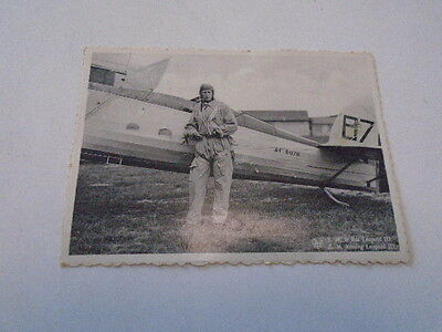 Cp Ancienne Photo  (S.m. Le Roi Leopold Iii ) Salon De Aeronautique 23-07-1939
