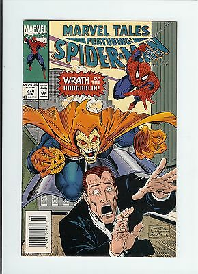 Marvel Tales Featuring Spider-Man No. 274