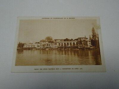 Cp  Ancienne  Liege   ( Exposition  1930 )