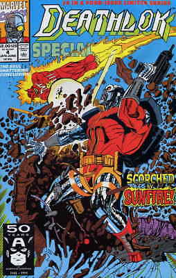 Deathlok (2nd Series) Special #4 VF/NM; Marvel | save on shipping - details insi