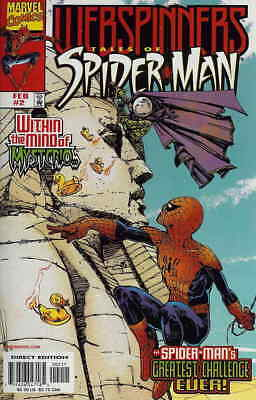 Webspinners: Tales of Spider-Man #2A VF/NM; Marvel | save on shipping - details