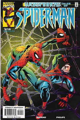 Webspinners: Tales of Spider-Man #10 VF/NM; Marvel   save on shipping - details