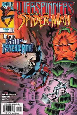 Webspinners: Tales of Spider-Man #5 VF/NM; Marvel   save on shipping - details i