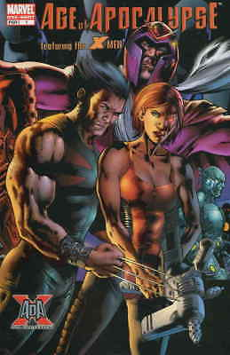 X-Men: Age of Apocalypse One Shot #1 VF/NM; Marvel | save on shipping - details