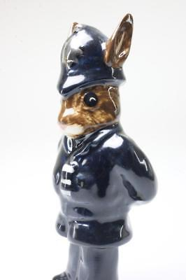 Royal Doulton Bunnykins Policeman DB64 Made in England Figurine