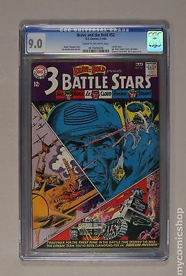 Brave and the Bold (1st Series DC) #52 1964 CGC 9.0 0616006008