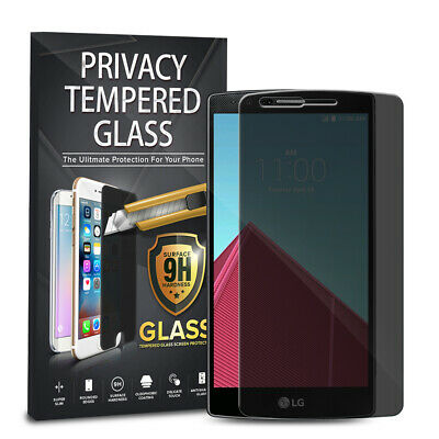 For LG G4 Privacy Anti Spy Tempered Glass Screen Protector
