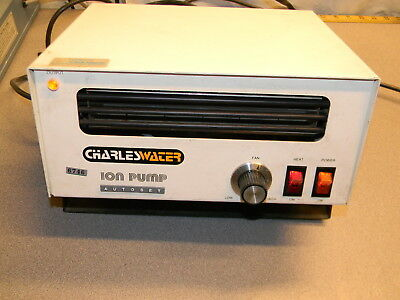 Charles Water CP922 Ion Pump Bench Top Ionizer