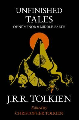 Unfinished Tales Of Numenor And Middle Earth by J. R. R. Tolkien 9780261102163