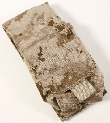 NEW Eagle Industries AOR1 DIG2 Single Smoke Grenade Pouch MOLLE Navy SEAL DEVGRU