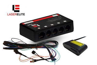 Laser Elite Le-X1 Laser Parking Sensor Works On License Free 904Nm Frequency