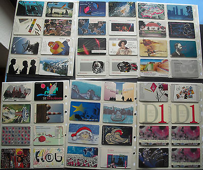 Phone Card Collection a-maps MINT MINT /189 Pieces