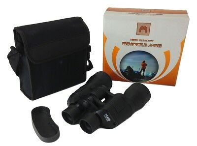 10 x 50 Binoculars with Carrying Case