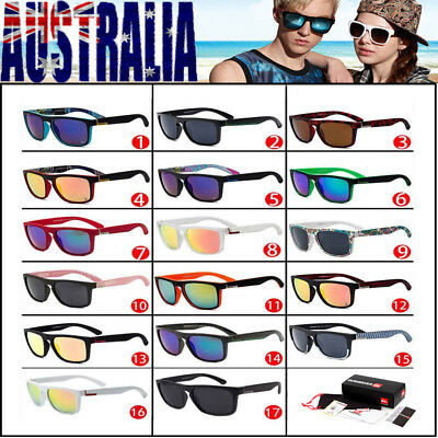 17 Colors QuikSilver Outdoor Sports Driving Cycling UV400 Sunglasses With Box AU
