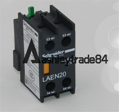 1PC Schneider LAEN20N Relay Contactor Auxiliary Contact New in box