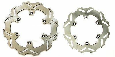 Front Rear Brake Disc Rotor KTM 200 250 300 350 400 450 525 EXC SX XC MXC GS LC4