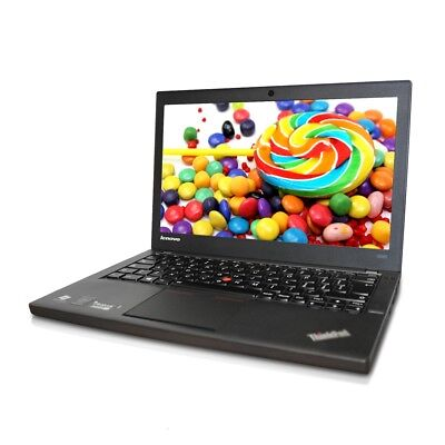 Lenovo ThinkPad T440 Core i5-4300U 1,9GHz 8Gb 256GB SSD Windows10 14''1600x900
