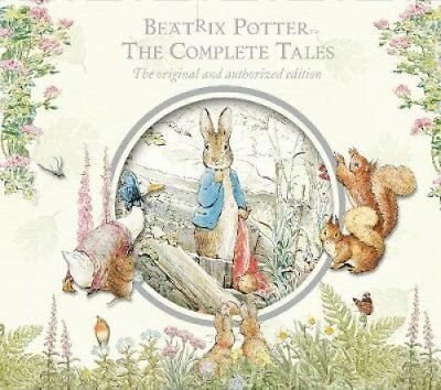 Beatrix Potter The Complete Tales by Beatrix Potter 9780723258827