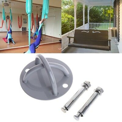 Ceiling Buckle Hammock Fixed Disc Roof Aerial Yoga Ceiling Anchor Fitness Tackle
