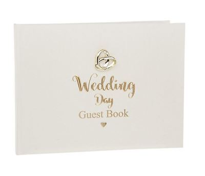 Bands Of Gold Wedding Guest Book Wedding Gift Wedding Planning