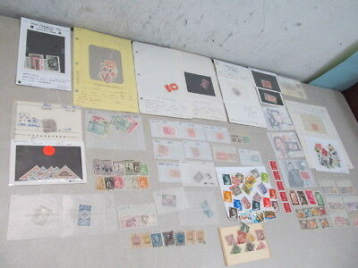 Nystamps Spain Portugal many mint old stamp collection