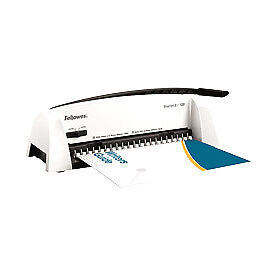 NEW! Fellowes Starlet 2+ A4 Comb Binder