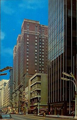 CHICAGO IL, Palmer House, State & Monroe, Hotel, Vintage Postcard IL627994
