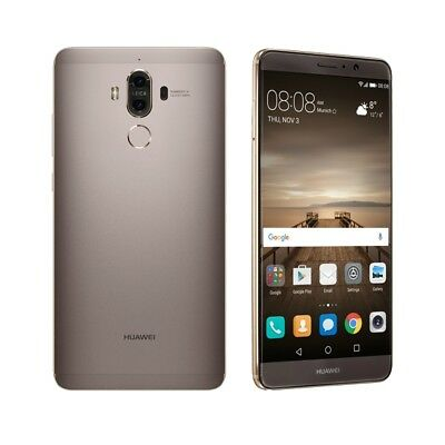"""5.9""""Huawei Mate9 4G 64GB Android7.0 Téléphone 8Core Dual SIM Smartphone Touch ID"""