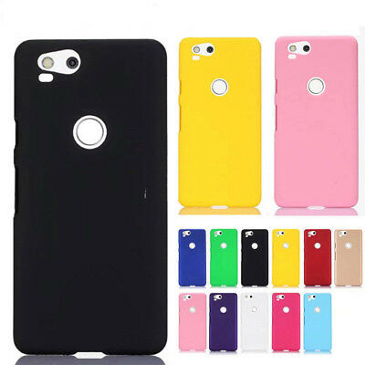 For Google Pixel 2 / Pixel 3 XL Hard Shell Slim Frosted Shield Matte Cover Case