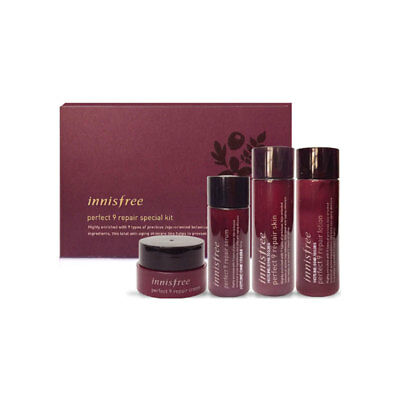 [INNISFREE] Perfect 9 Repair Special Kit 25ml+25ml+15ml+10ml [Sample Kit]
