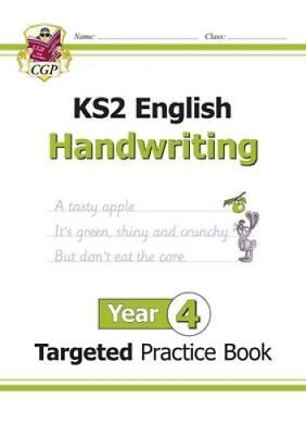 New KS2 English Targeted Practice Book: Handwriting - Year 4 9781782946984
