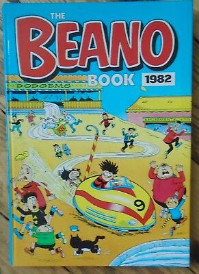 The Beano Book 1982  - Annual