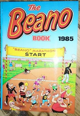 The Beano Book 1985  - Annual