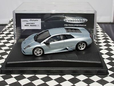 Proteus Lamborghini Murcielago Grey 50202 1 32 Slot New Old Stock