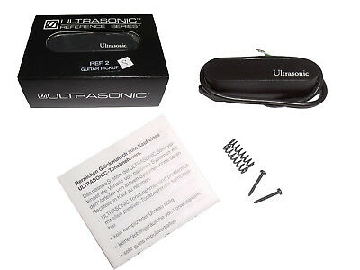 Ultrasonic Pickup, REF-2 Humbucker in Single Coil Form,  NEU By Bill Lawrence