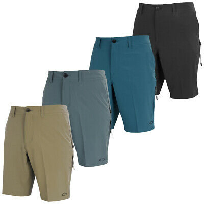 Oakley Mens Icon Chino Hybrid 20 Quick Drying Shorts 46% OFF RRP