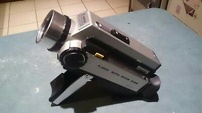 Canon Auto Zoom 318M Super 8 Camera