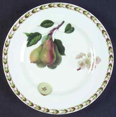 Rosina Queens HOOKER'S FRUIT (INDIA) Pear Bread & Butter Plate 6360833