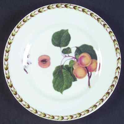 Rosina Queens HOOKER'S FRUIT (INDIA) Apricot Bread & Butter Plate 6360830