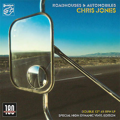 Chris Jones - Stockfisch - Sfr357.8027 - Roadhouses.. - 180 Grams - 2Lp