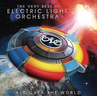 Electric Light Orchestra - All Over the World: The Very Best of - New Vinyl LP