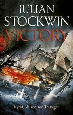 Victory Thomas Kydd 11 by Julian Stockwin 9780340961216 (Paperback, 2011)