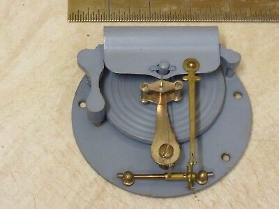 "Good Old 4"" Aneroid Barometer Movement - Working (B)"