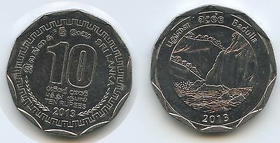 G6575 - Sri Lanka 10 Rupees 2013 Badulla Districts Series