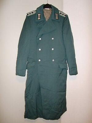 DDR Volkspolizei VP Vopo Uniform Wintermantel Gr. üg48 Meister der VP