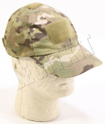 7b1229b604d OLDGEN Crye Precision Shooter s Cap MULTICAM Hat Hook   Loop Navy SEAL